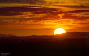 solnedgång uppsala